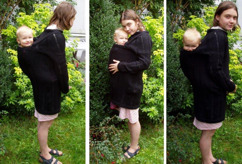 97b897de1c30 écharpe de portage l hiver  - Mamans nature - FORUM Grossesse   bébé
